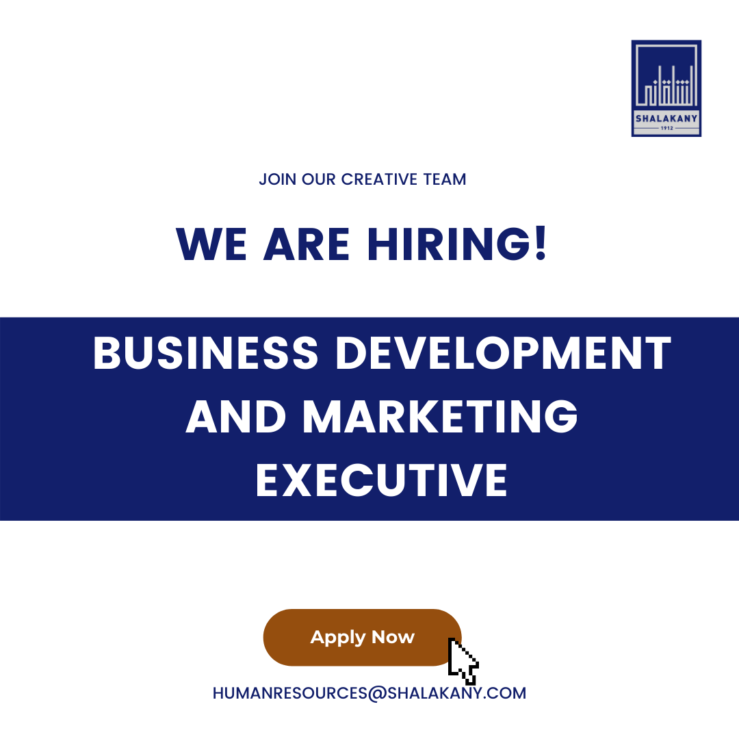 Business Development and Marketing Executive Vacancy