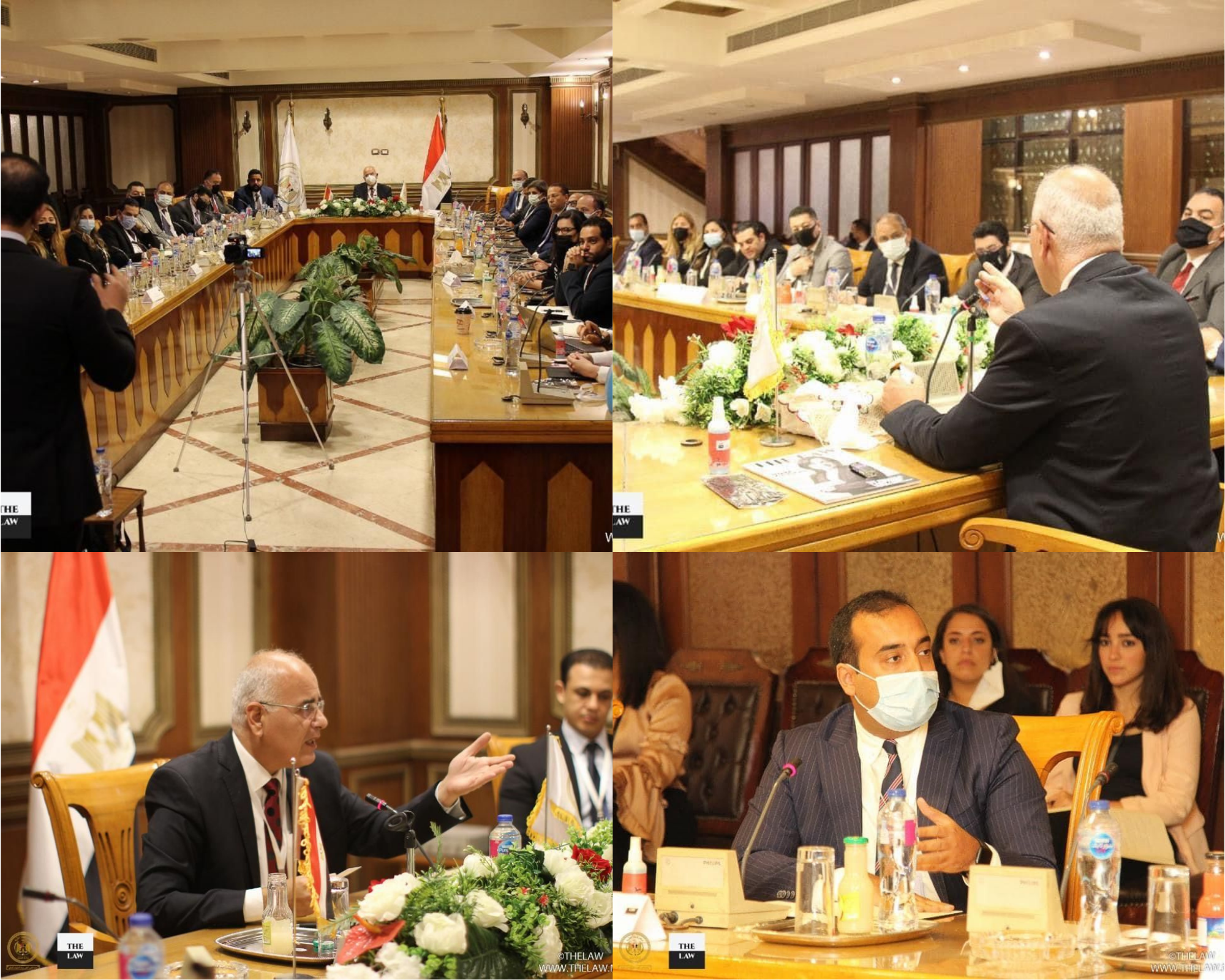Muhammad Ussama, partner at Shalakany, attended a round-table discussion organized by the Ministry of Justice and The Law regarding the digitalization of judicial proceedings in Egypt.